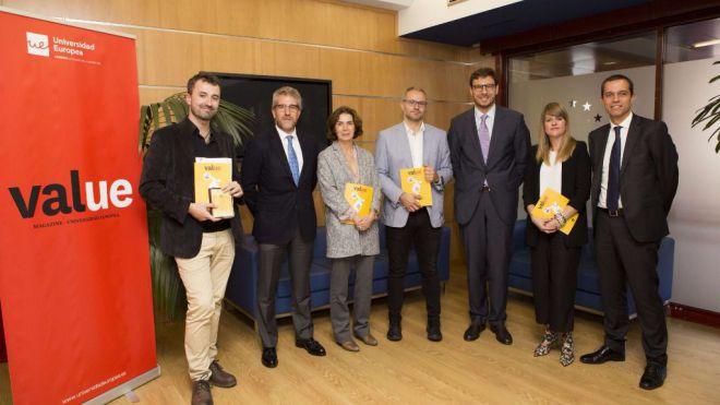 La Universidad Europea lanza la revista Value