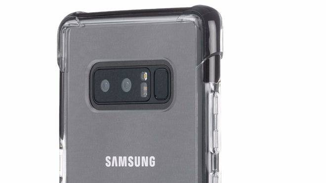 Samsung Galaxy Note8 ya se viste de Tucano