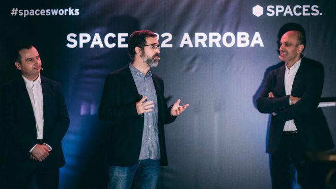 Spaces inaugura su primer centro en Barcelona