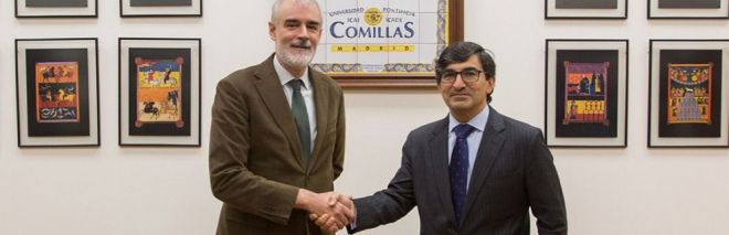 Nueva cátedra de tributación empresarial de Comillas ICADE y Deloitte Legal