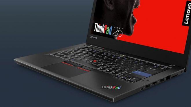 Lenovo celebra el 25 aniversario de ThinkPad con una edición especial