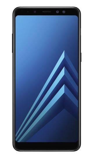 Samsung Galaxy A8 , doble cámara frontal, pantalla Infinity Display y diseño ergonómico