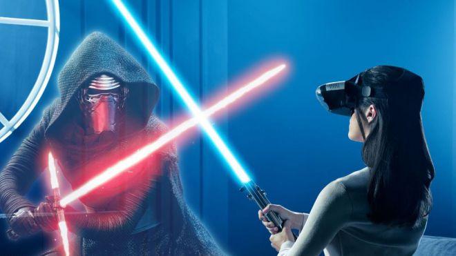 Star Wars: Desafíos Jedi , realidad aumentada a otro nivel con Lenovo