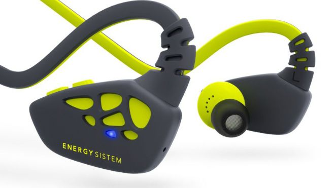 Energy Earphones Sport 3 Bluetooth, para amantes del running