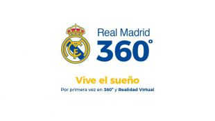 El Real Madrid, primer club de fútbol del mundo en lanzar un canal 360º y Realidad Virtual