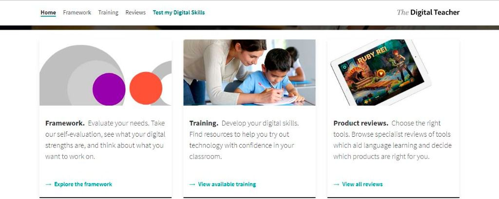 The Digital Teacher, la plataforma de Cambridge English que ayuda al profesor