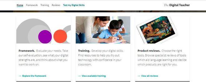 The Digital Teacher, la plataforma de Cambridge English que ayuda al profesor