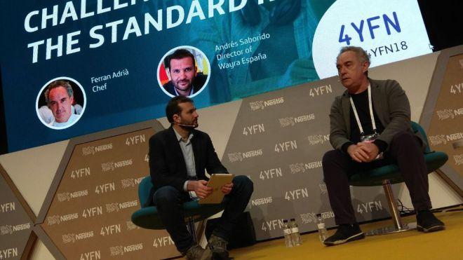 Telefónica Open Future_ y Wayra llenan de actividad el MWC 2018