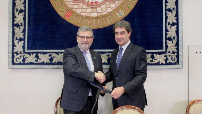 Nueva Cátedra FCC de Prevención de Riesgos Laborales y Recursos Humanos en Unizar
