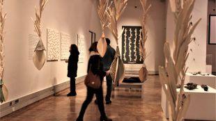La Universitat y la Escola d'Art Superior de Manises ponen el valor la técnica de la cerámica