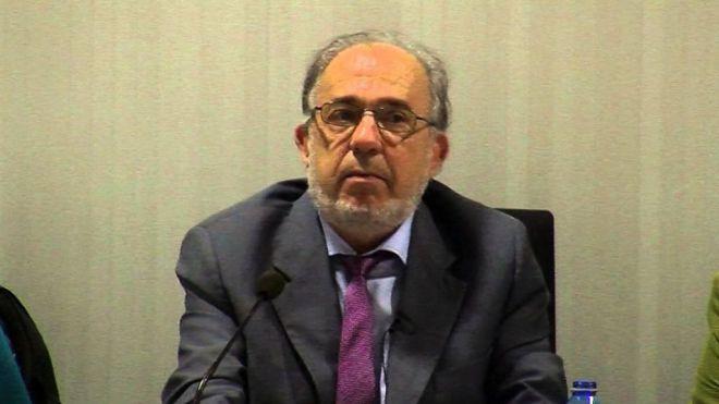 Habla Álvarez Conde, director del Máster de Cristina Cifuentes