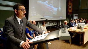 José Luján toma posesión como nuevo Rector de la Universidad de Murcia