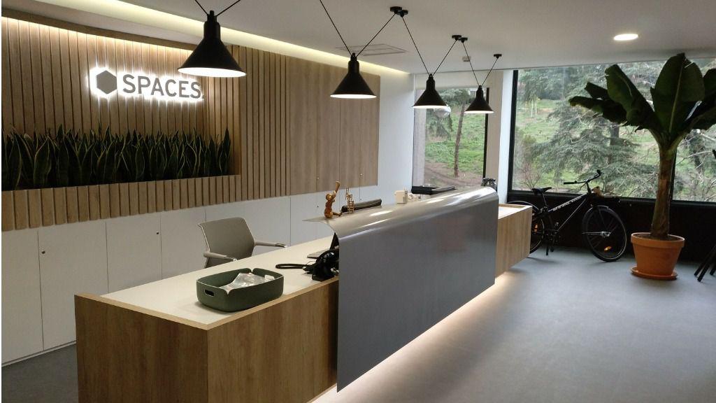 Atocha, nuevo centro de Spaces en Madrid