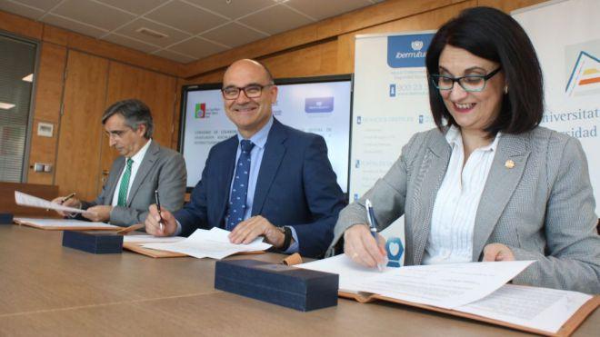 Ibermutuamur acogerá en prácticas a estudiantes de la Universidad de Alicante