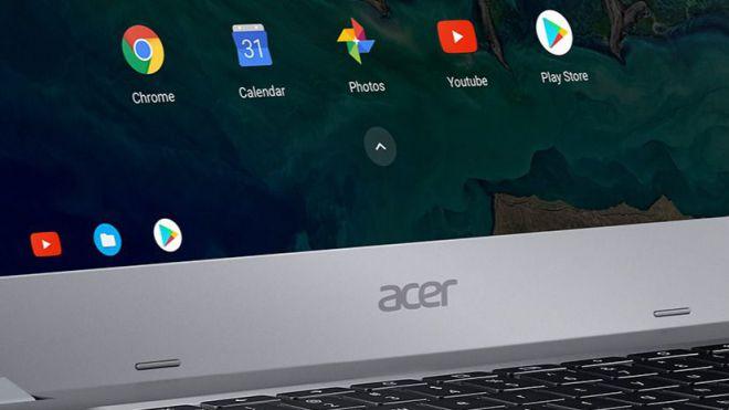 Llega el primer Chromebook convertible de 15 pulgadas de Acer