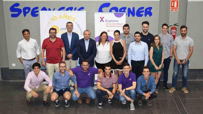 Travelest, una start-up de viajes, ganadora de la IV edición del programa Santander Explorer