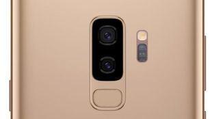 """""""Sunrise Gold"""" , nueva edición dorada para Galaxy S9 y S9+"""