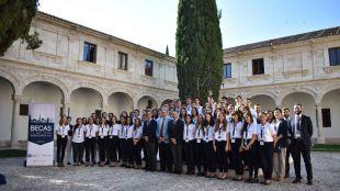 Comienza el Programa Becas Europa,con los alumnos más brillantes de España