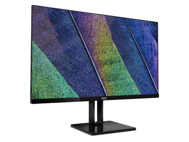 AOC presenta los monitores Serie V2