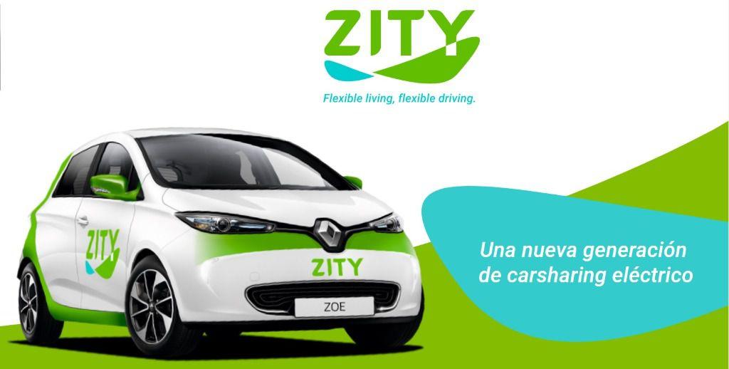 Zity supera los 100.000 usuarios en Madrid