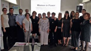 Primer informe del Proyecto Woman in Power