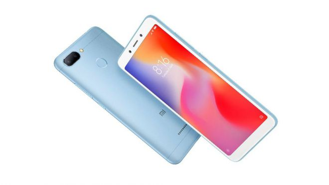 Llegan a España los nuevos Redmi 6 y Redmi 6A de Xiaomi