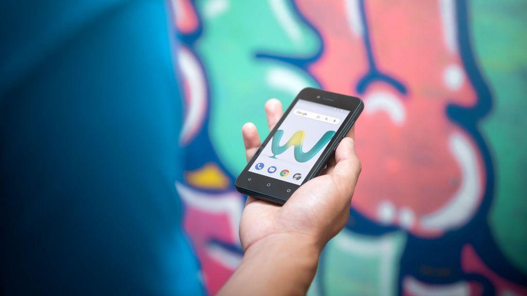 Wiko Sunny3, un móvil básico y muy económico
