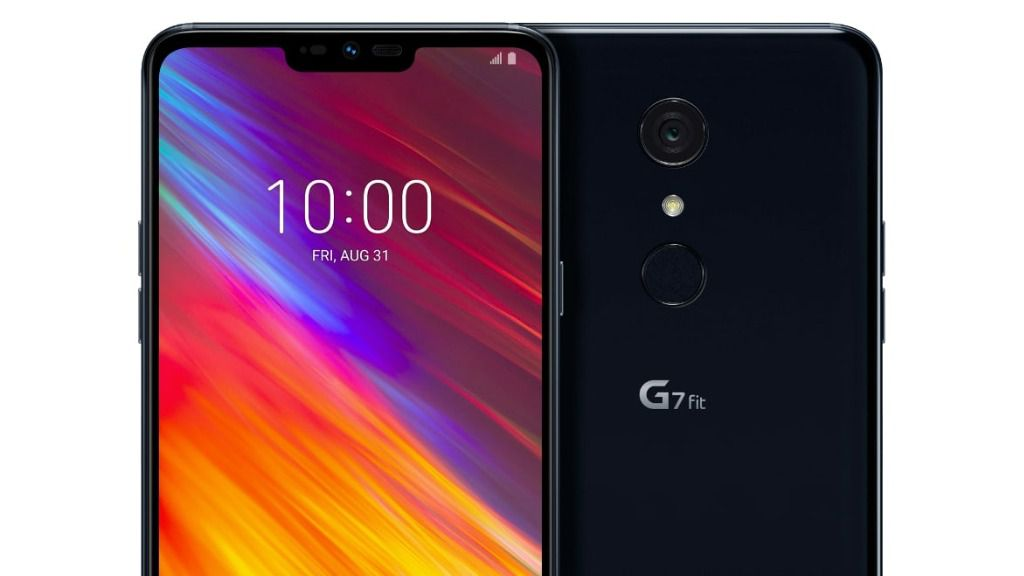 LG G7 Fit y LG G7 One, versiones asequibles del LG G7ThinQ