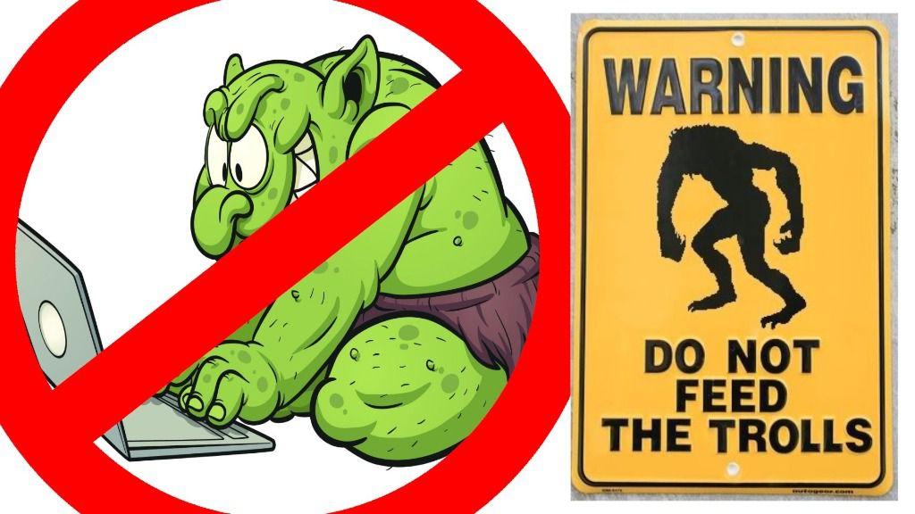 Temes a los trolls, aprende como tratar con elllos