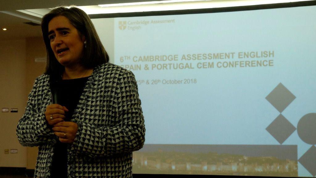 6ª Conferencia de Centros Examinadores de España de Cambridge