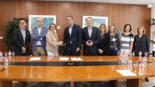 La UJI y BP crean la Cátedra de Medio Ambiente Industrial
