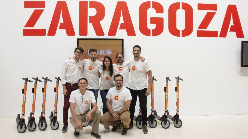 Los patinetes eléctricos de KOKO inundarán la geografía española