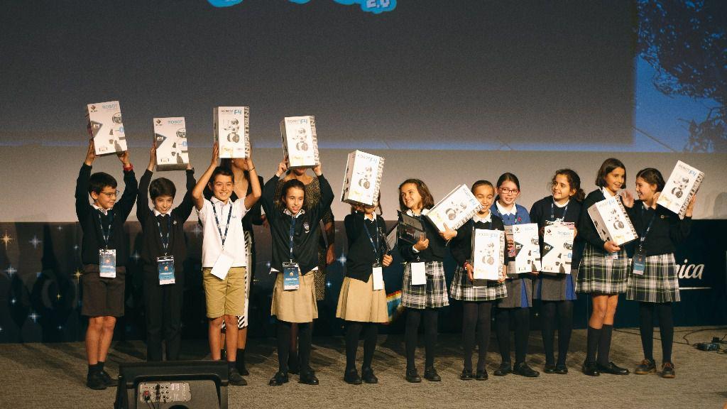 Telefónica reune más de 500 estudiantes en la última Game Jam junior