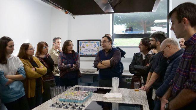 GASTROLAB-Fernando Sapiña, nuevo laboratorio de investigación del ICMUV