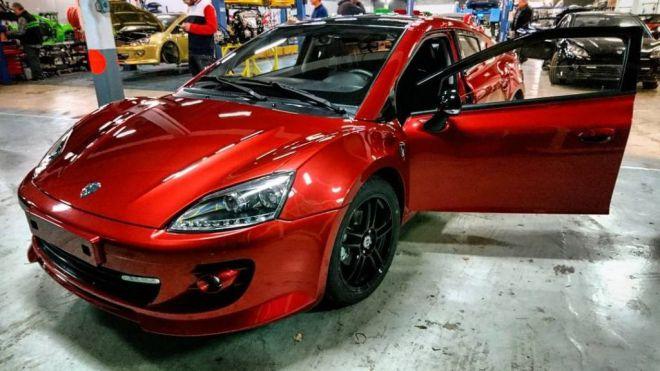 MPM Motors trae a España el primer deportivo para todos los bolsillos