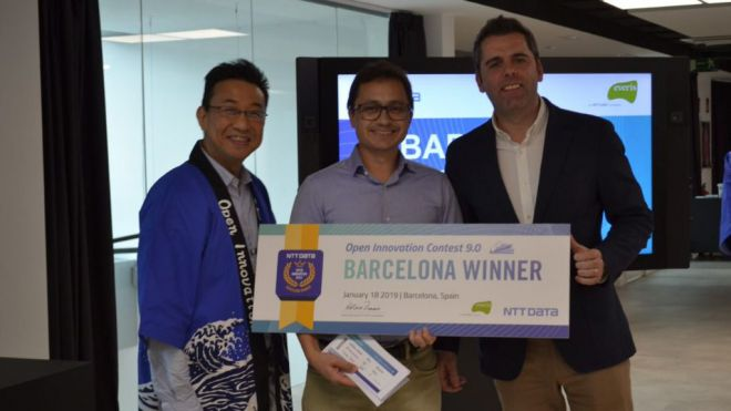 Las startups españolas TravelPerk y Enigmedia acudirán al Open Innovation Challenge de NTT DATA