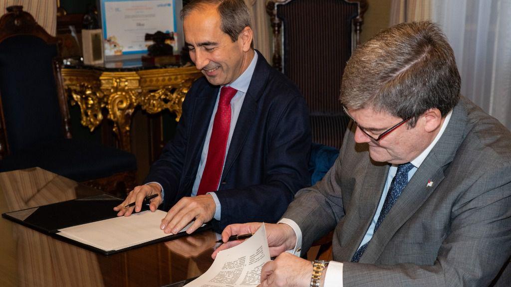 La Universidad de Navarra formará parte del proyecto Bilbao Ciudad Universitaria