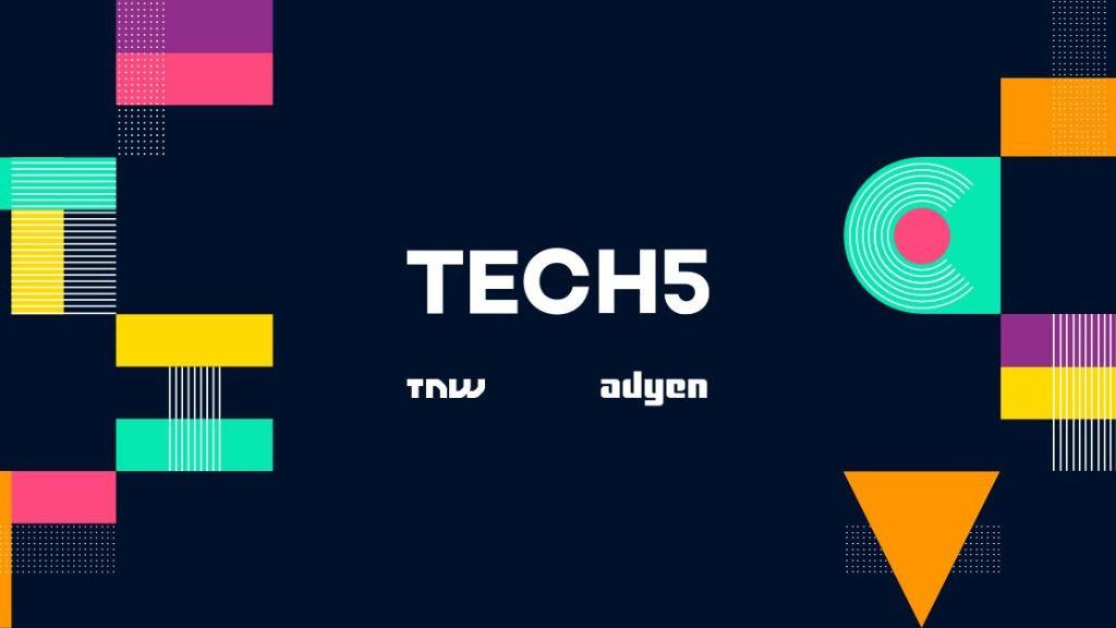 Tech5 anuncia los 5 finalistas españoles de la edición de 2019