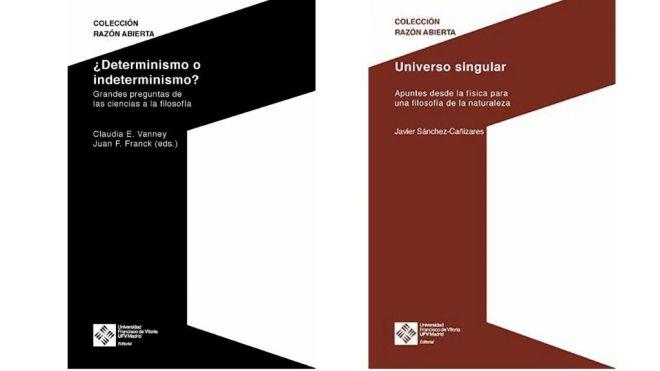 Editorial UFV lanza las primeras publicaciones de su colección Razón Abiert