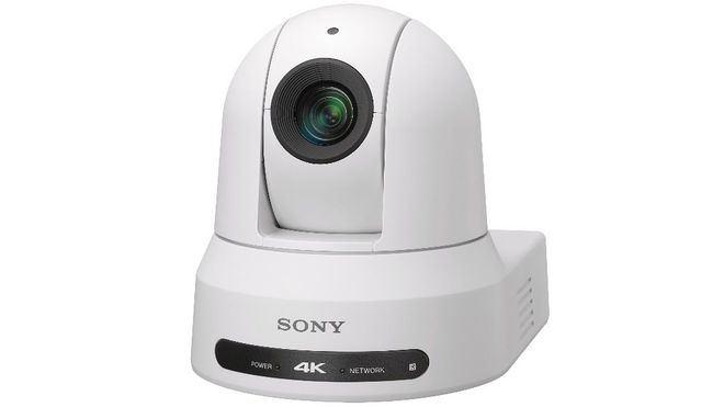 La nueva BRC-X400 de Sony, una cámara con giro, inclinación y zoom 4K basada en IP