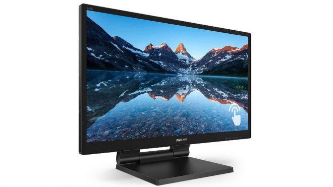 Philips 242B9T, la nueva pantalla con tecnología táctil SmoothTouch