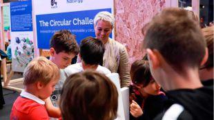 Nuevo proyecto educativo sobre energía renovable y economía circular de la Fundación Naturgy