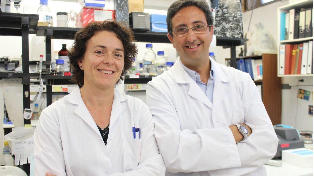 María Ángeles García Esparza y José Miguel Soria, autores de la investigación
