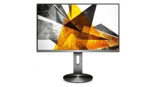 La nueva pantalla U2790PQU de AOC, ergonomía y elegancia para el mundo profesional