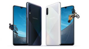 Samsung Galaxy A30, la gama media sube el nivel