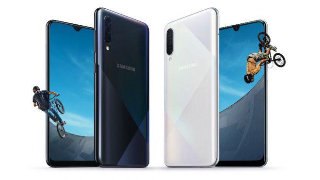 Samsung Galaxy A30, la gama media sube el nivel