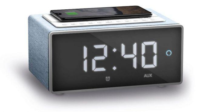 Smart Speaker Wake Up, el primer altavoz despertador con Amazon Alexa integrada de Energy Sistem
