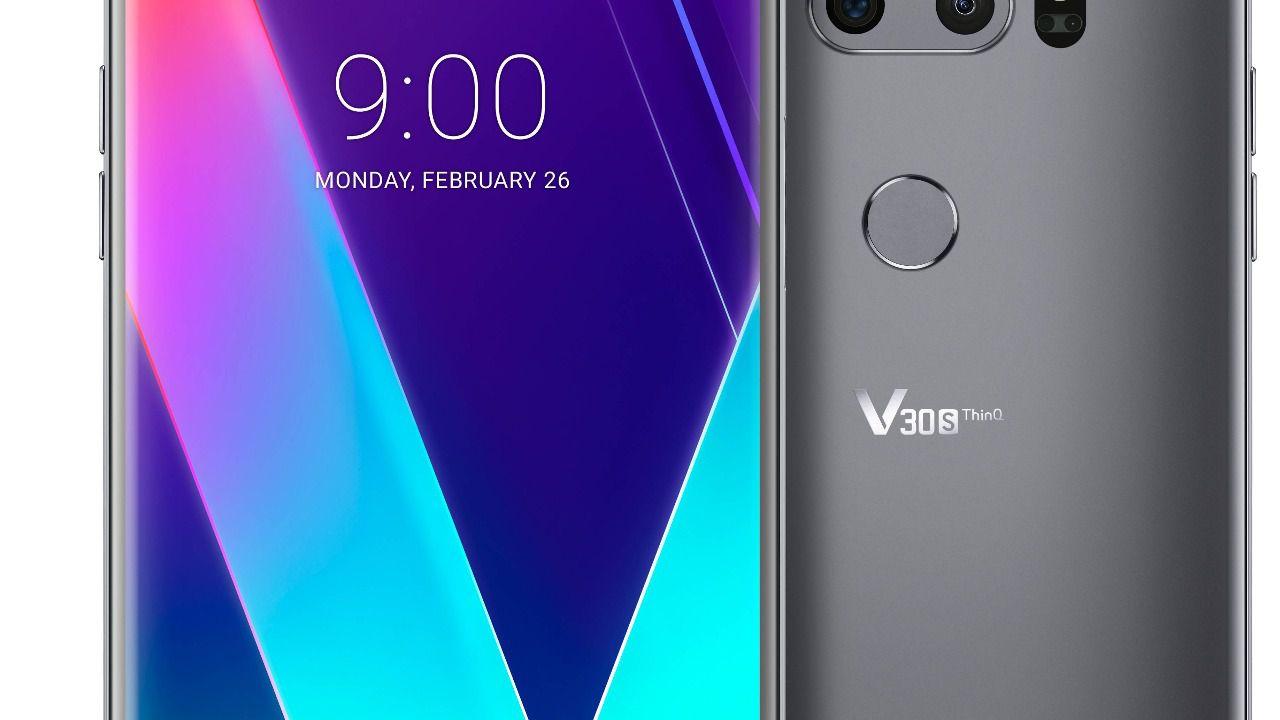 LG V30S, la inteligencia Artificial se hace móvil