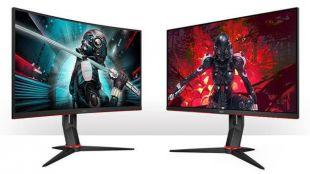 AOC presenta dos nuevas pantallas QHD de 27 pulgadas