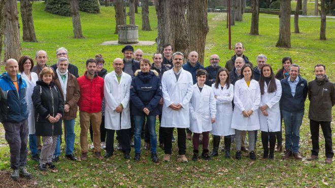 Nace el Instituto de Investigación en Biodiversidad y Medioambiente de la Universidad de Navarra
